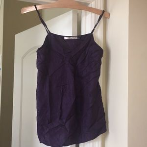 Tank by old navy. Size small. Eggplant color